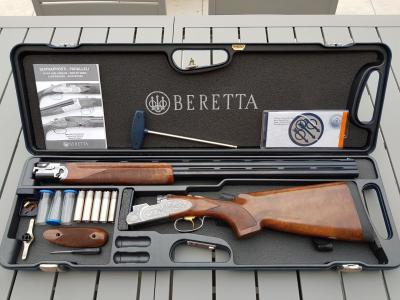 BERETTA S.687.EELL DIAMOND PIGEON SPORTING 12/76