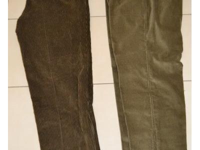 pantalons velours chasse NEUF