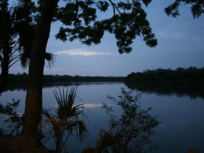 chasse en Gambie