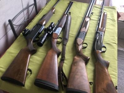 vente fusils